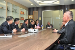 Courtesy Visit to KP