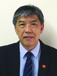 Mr Daniel Lim Keong Huat