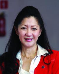 MFPA President - Michelle Hah