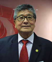 Mr Steven Ooi Eng Kooi